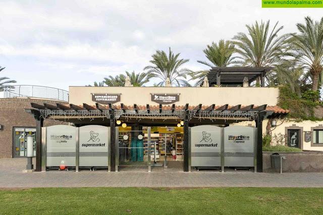 HiperDino reubica a 560 empleados tras el cierre temporal de la mayoría de sus tiendas turísticas