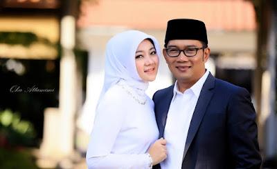Atalia Praratya Kamil, Ratu Geulis dari Bandung Yang Kece Mampus