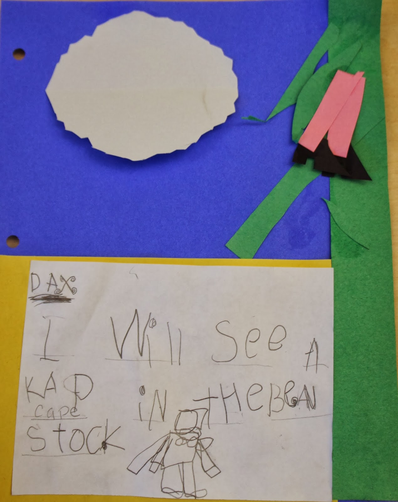 Kindergarten Kiosk Jack And The Beanstalk Interactive