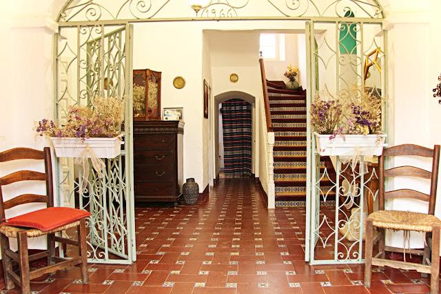 Interno casa andaluz