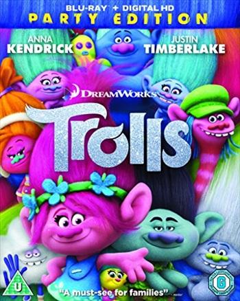 Trolls 2016 Dual Audio Hindi Bluray Movie Download