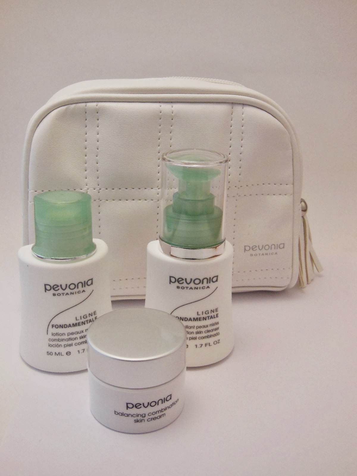 Product Review Pevonia Botanica Skin Care Solution Pack For