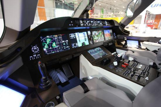 Image Attribute: C919 flight deck / Source: SinoDefence.com