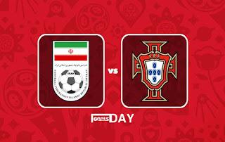 Iran vs Portugal – Highlights & All Goals