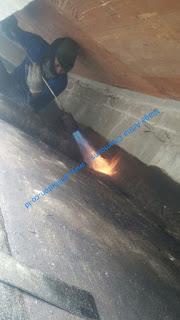 jasa waterproofing membrane dak