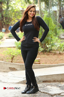 Actress Aswini Latest Stills in Black Denim Jeans  0196.JPG