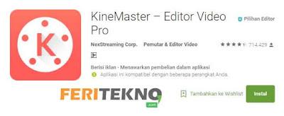 aplikasi edit video untuk smartphone - Feri Tekno