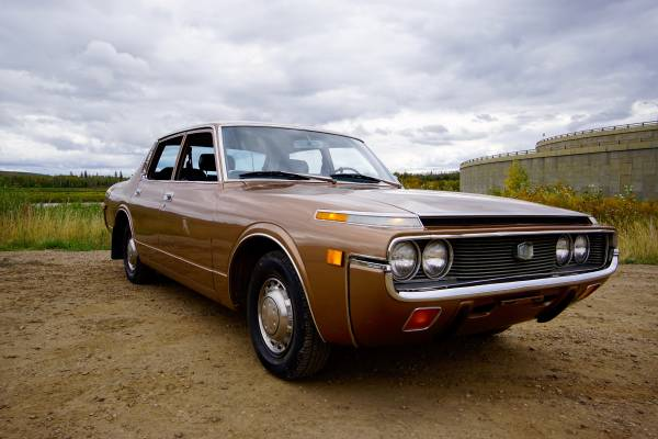 1972 Toyota Crown Sedan MS65
