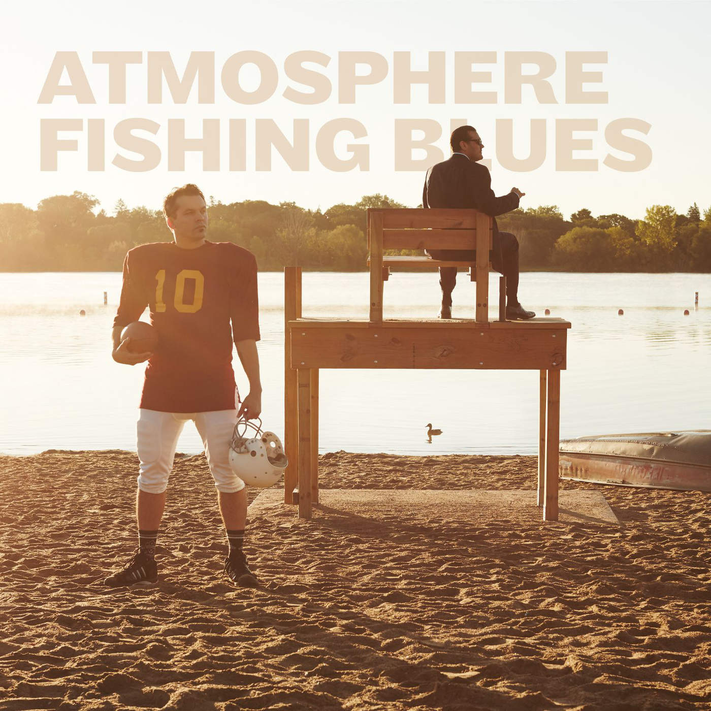 Atmosphere - Fishing Blues Cover