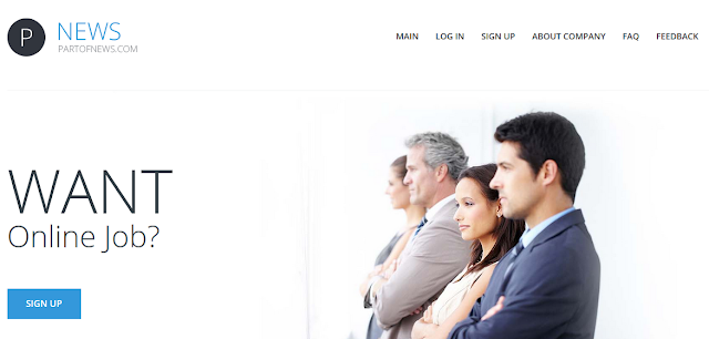 Hitofnews.com, fr-actu.com, partofnews.com - Reviews, scam. Want Online Job? Divorce or not?