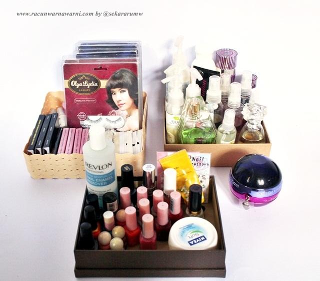 Koleksi Parfum dan Lotion
