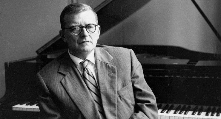 Dmitri Shostakovich: a portrait