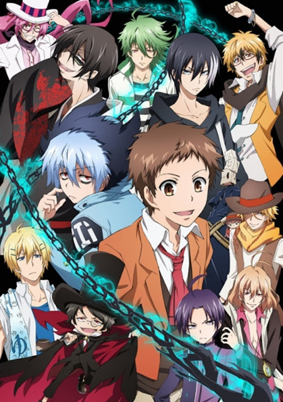 Servamp Anime 2016