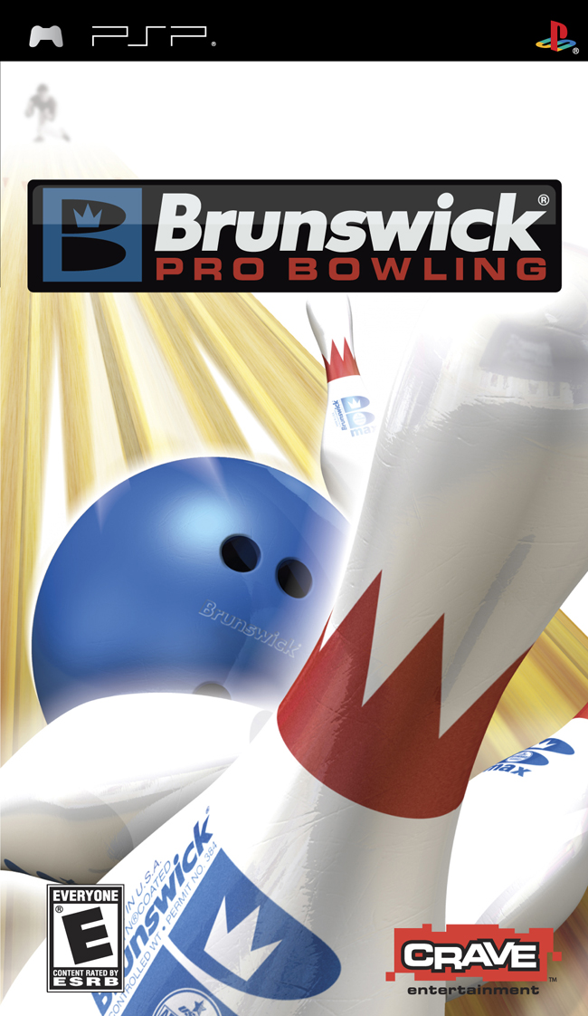 Brunswick Pro Bowling - PSP - ISO Download