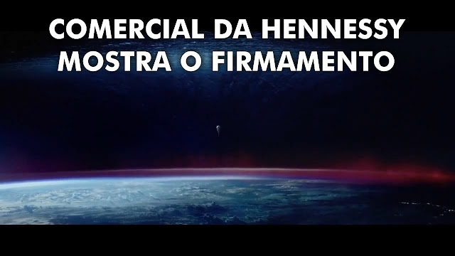 Vídeo marketing mostrando as águas acima do firmamento