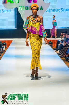 Signature Secret to showcase at Africa Fashion Week London 2016