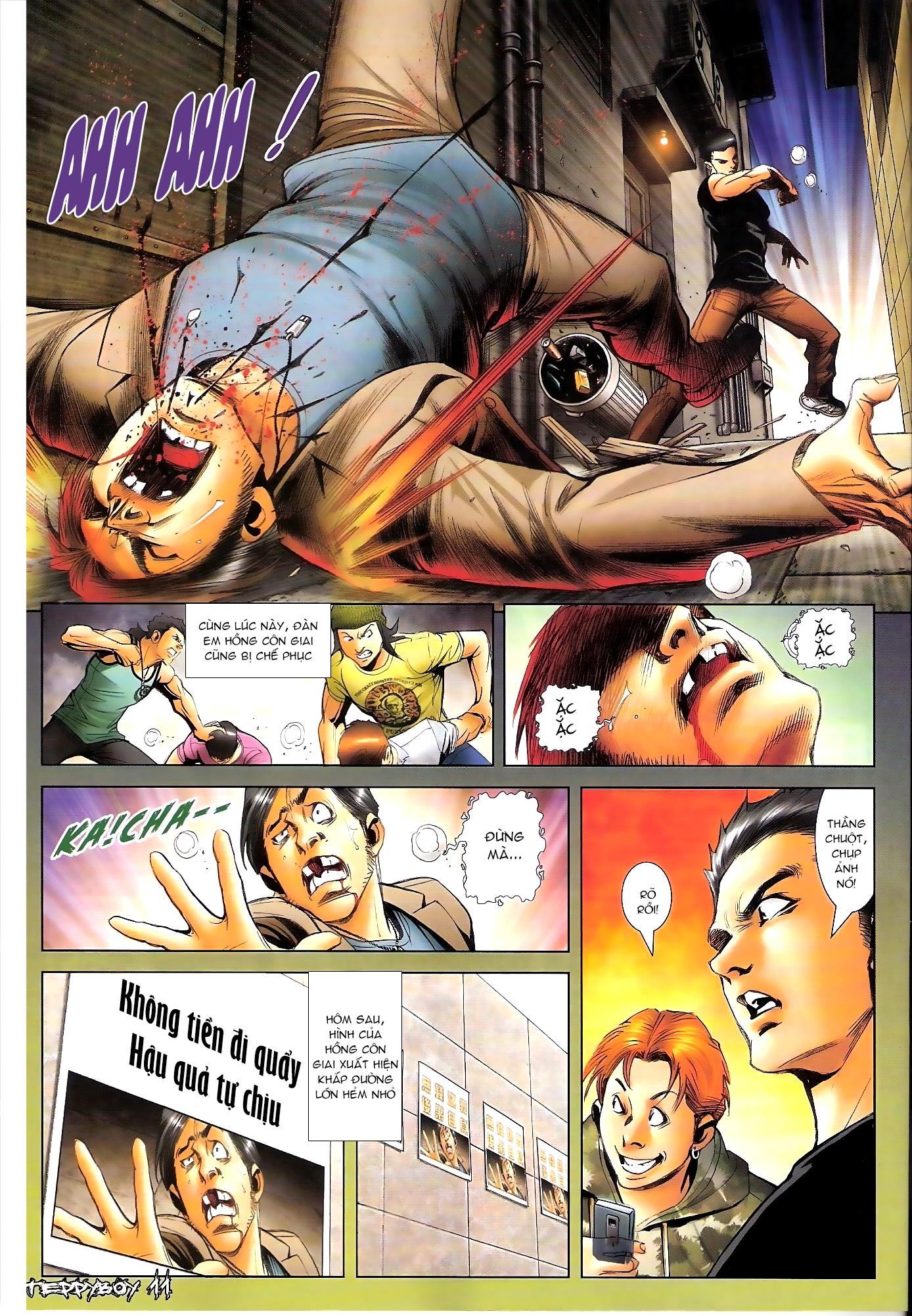 Người Trong Giang Hồ NetTruyen chap 1294 - Trang 10