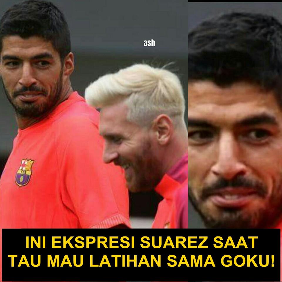 Suka Dunia Malam 10 Meme Messi Berambut Pirang Ini Heboh Banget