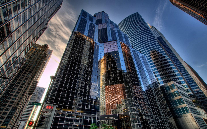Chicago Buildings HD Skyscrapers