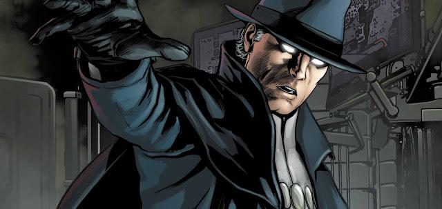 Siapa Phantom Stranger DC adalah