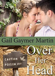 Over Her Head by Gail Gaymer Martin