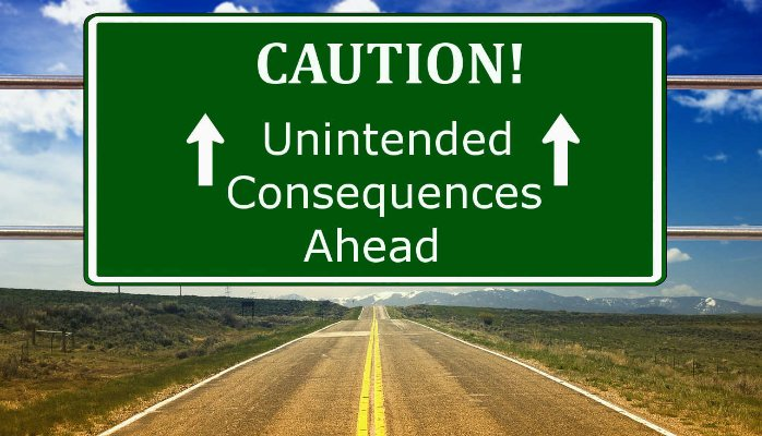 Conservative Blogs Central: Unintended Consequences Of ZIRP: Nothing For Nothing!