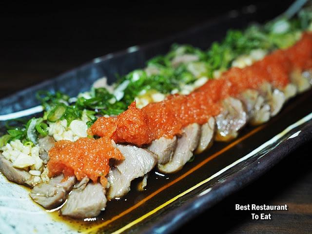 Gyuniku Tataki Ishin Japanese Restaurant Old Klang Road