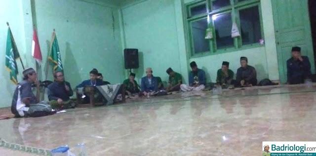 diskusi bersama pac ipnu-ippnu kecamatan mayong