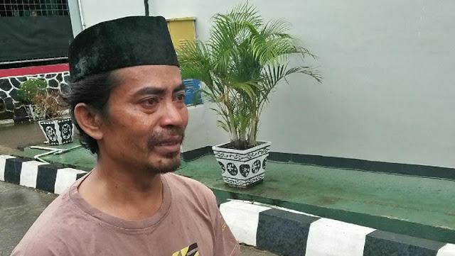 Tajudin Si Penjual Cobek Menangis: Alhamdulillah, Allah Menghendaki Saya Pulang