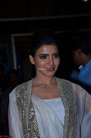 Samantha Ruth Prabhu cute in Lace Border Anarkali Dress with Koti at 64th Jio Filmfare Awards South ~  Exclusive 039.JPG