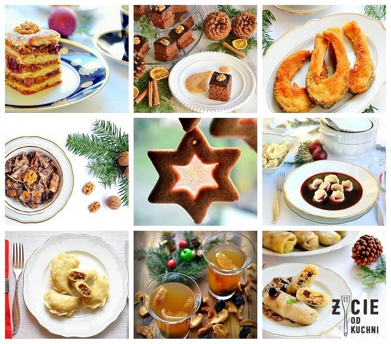 wigilia, boze narodzenie, swiąteczne przepisy, blog zycie od kuchni