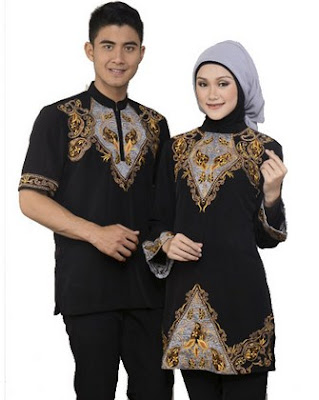 Model Busana Muslim Couple Rabbani Modern Terbaru