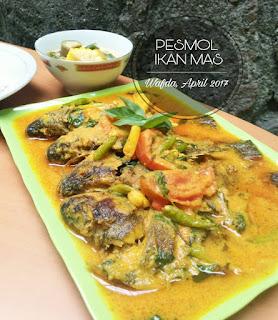 Resep Pesmol Ikan Mas Ala Resto By @dapurwafda