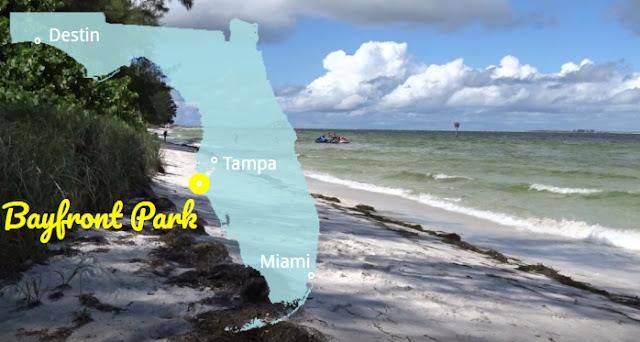 Bayfront Park - Anna Maria Island, Florida USA