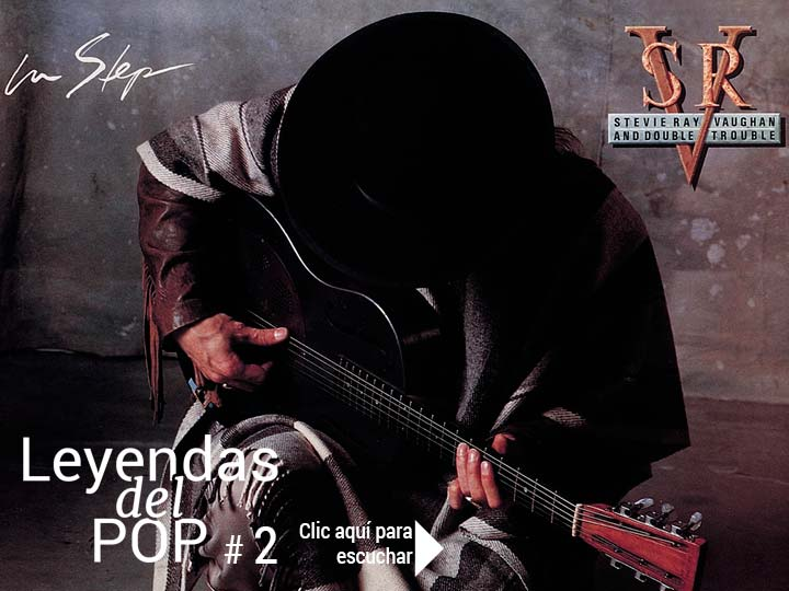 Riviera paradise de Stevie Ray Vaughan