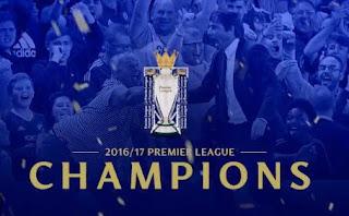 Chelsea Juara Liga Inggris 2016-17