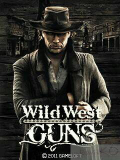 games & applcation for symbian: [ JAVA GAME ] Wild West Guns