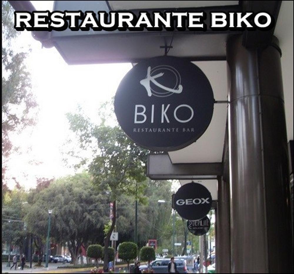 Restaurante Biko
