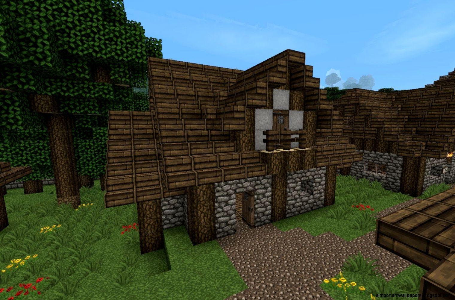 Medieval Minecraft House