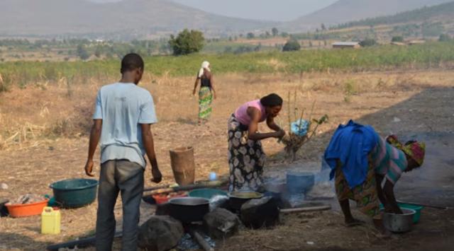 """Ιεραποστολή στο Μπουρούντι - Φιλανθρωπικός Σύλλογος """"Άγιος Αλέξιος, ο Άνθρωπος του Θεού"""""""