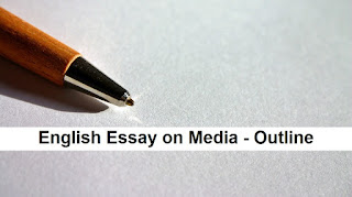 English Essay on Media | Outline for CSS, NTS and PCS Test Exams