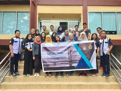 Mahasiswa/i FTSM Menjalani Program Mobiliti di Indonesia .