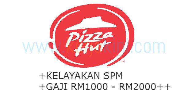 Jawatan Kosong Pizza Hut