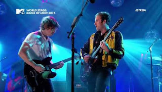Kings Of Leon Mtv World Stage Rotterdam 2016 11 05 Hd 1080 Guitars101 Guitar Forums