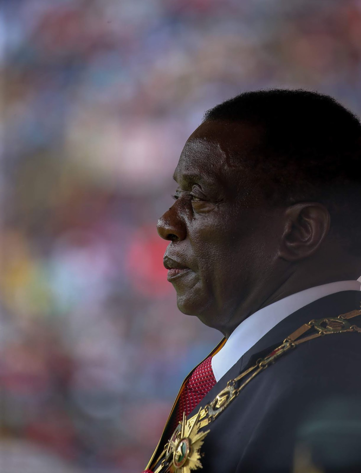 President Emmerson Mnangagwa Strikes Right Tone At The Big Apple