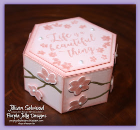 Life is a beautiful thing, 3D project, Crafty Cupcakes Design Team