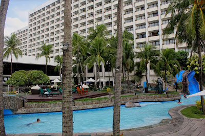 This Was Known As The Westin Philippine Plaza