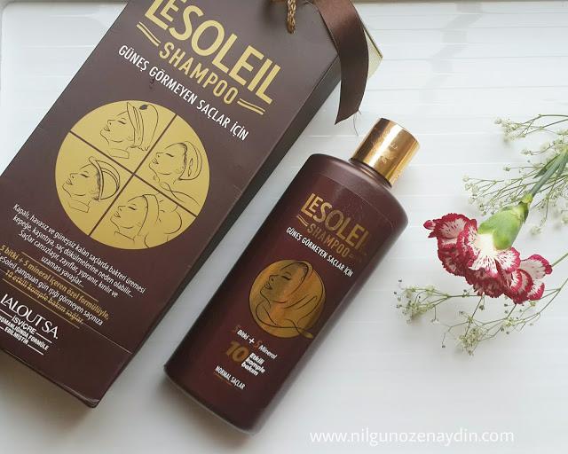 www.nilgunozenaydin.com-LESOLEIL SHAMPOO-şampuan