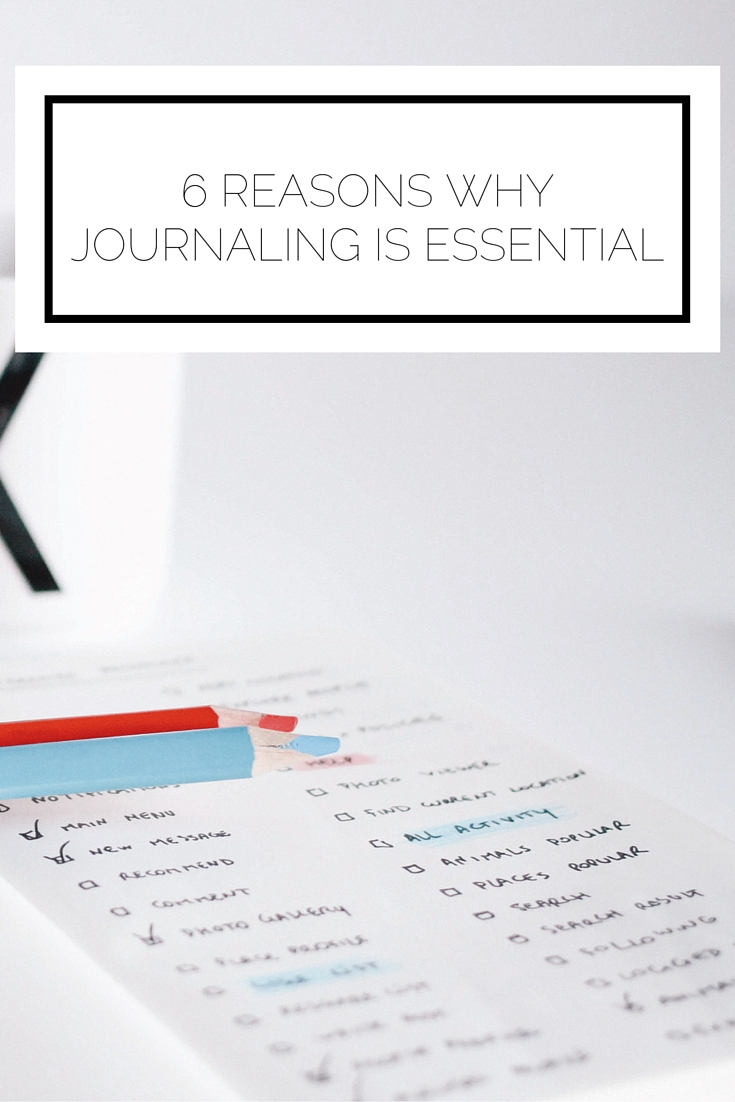 Click to read now or pin to save for later! Want a way to document your life and also reap a host of other benefits? Here's why journaling is essential