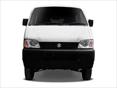 Maruti Suzuki Eeco white color image